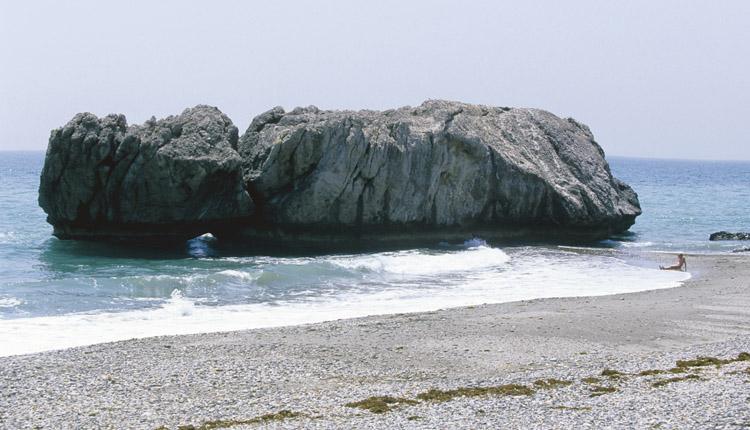 ชายหาดมาลากาที่สมบูรณ์แบบสำหรับการดำน้ำ