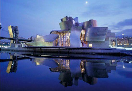 เที่ยวพิพิธภัณฑ์กุกเกนไฮม์ บิลบาโอ Guggenheim Museum, Bilbao