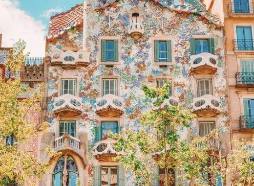 คฤหาส Casa Batlló