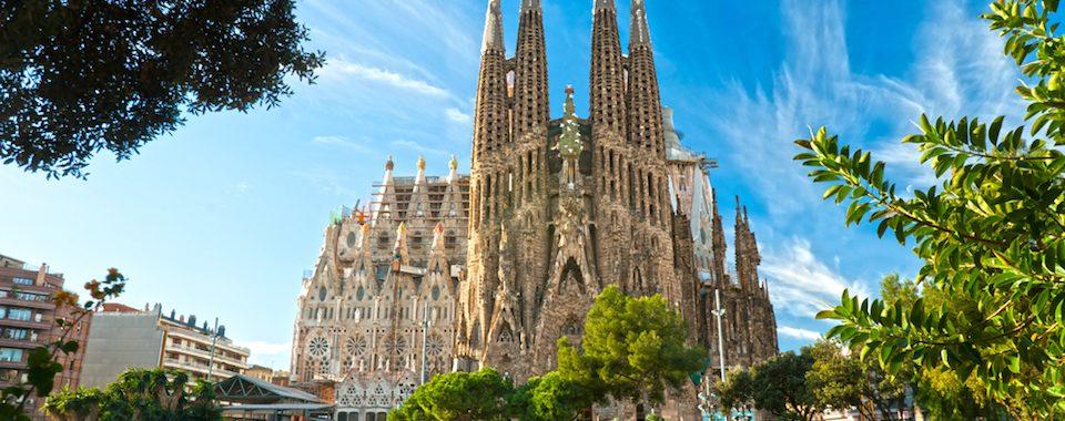 เที่ยวมหาวิหารซากราดา แฟมิเลีย Sagrada Familia, Barcelona