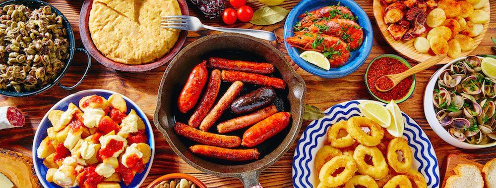 อาหารเหล่านี่เมื่อได้ควบคู่กับบรรยากาศการพักผ่อนที่ดีอย่าง เมืองโกสตาเดลโซล จะทำให้หารพักผ่อนของคุณเป็นไปอย่างสมบูรณ์แบบ