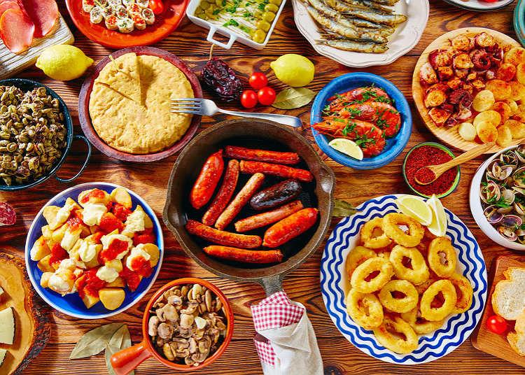 5 มื้อ รู้จักวัฒนธรรมการกินแบบสเปน