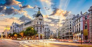 ภูมิประเทศและภูมิอากาศประเทศสเปน