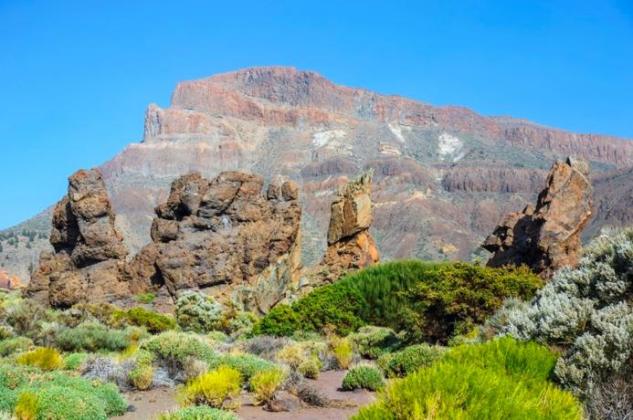 เที่ยวอุทยานแห่งชาติเตย์เด เดอ เทเนรีฟ El Teide, Tenerife