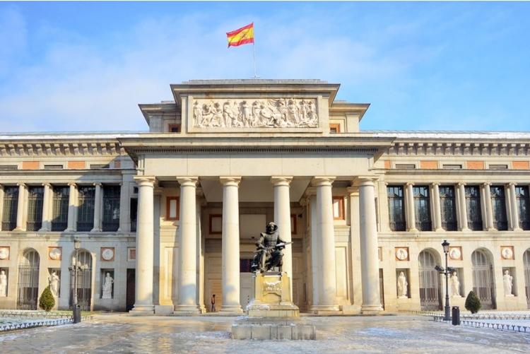 เที่ยวชมพิพิธภัณฑ์ปราโด และปาเซโอ เดล อาร์เต The Prado and Paseo del Artes, Madrid