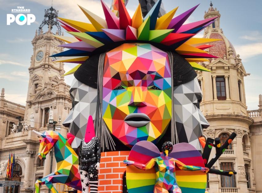 Las Fallas เทศกาลเฉลิมฉลองที่น่าไปที่สุดของแคว้นบาเลนเซีย