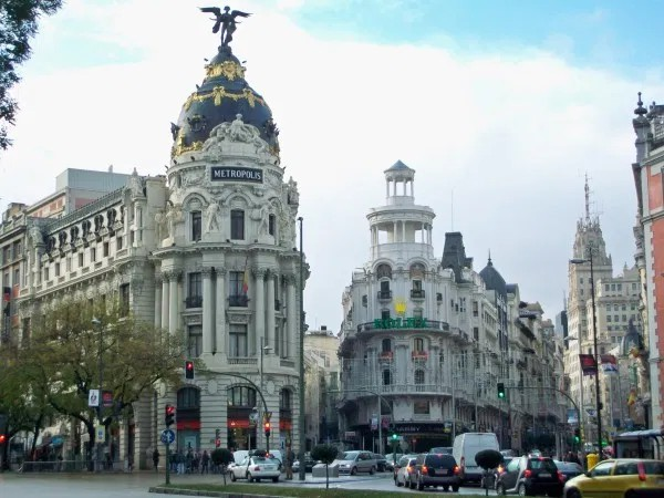 กรุงมาดริด (Madrid)