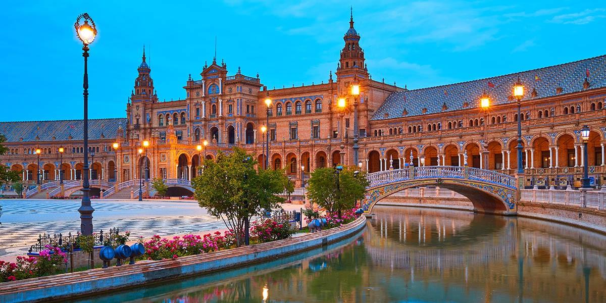 เซบียา (Sevilla)